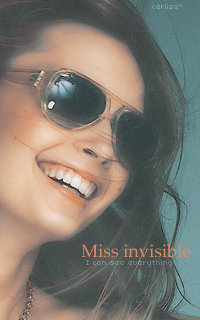Avatar pour Miss Invisible The_in11