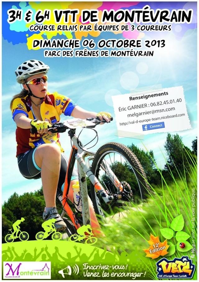 12 ème édition des 3&6 Heures VTT Montévrain 6 Octobre 2013 Montev10