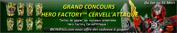 [Concours] Concours 100% BIONIFIGS - Cervell'Attaque ! Bannia13