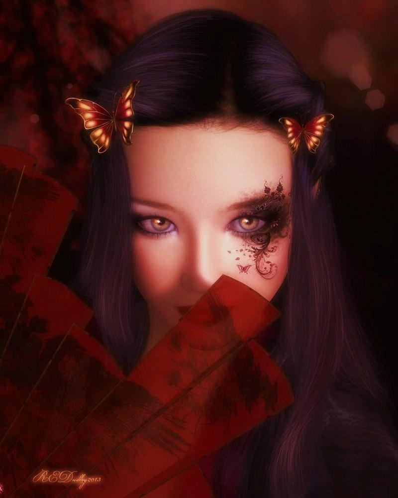 Avatars Couleur Rouge Avatar11