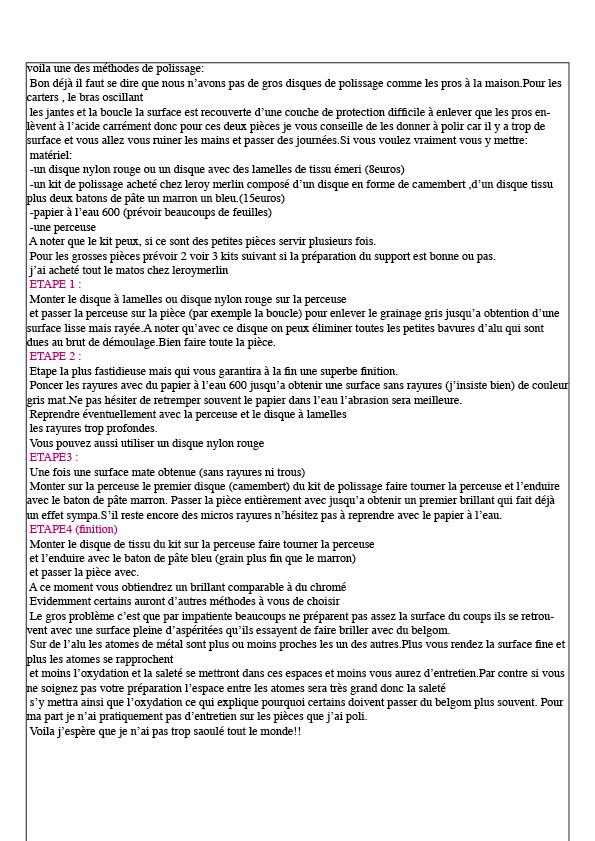 [X1] Platine compteur / cache poulie alu - Page 7 Poliss10