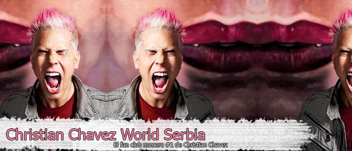 Christian Chavez World Serbia