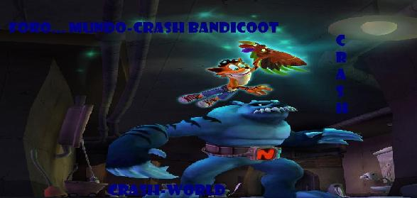 El mundo de crash bandicoot - foro