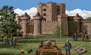 [Amiga] Test Defender Of The Crown Catapu10