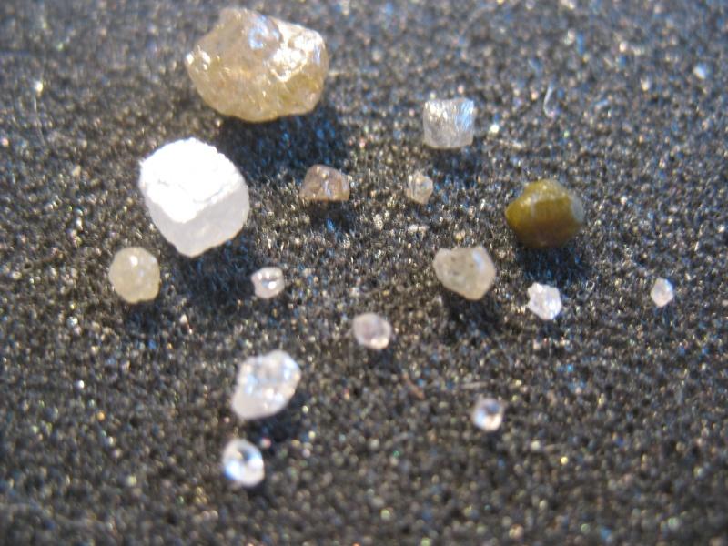 Diamants du Zaïre et du Gongo Diaman10