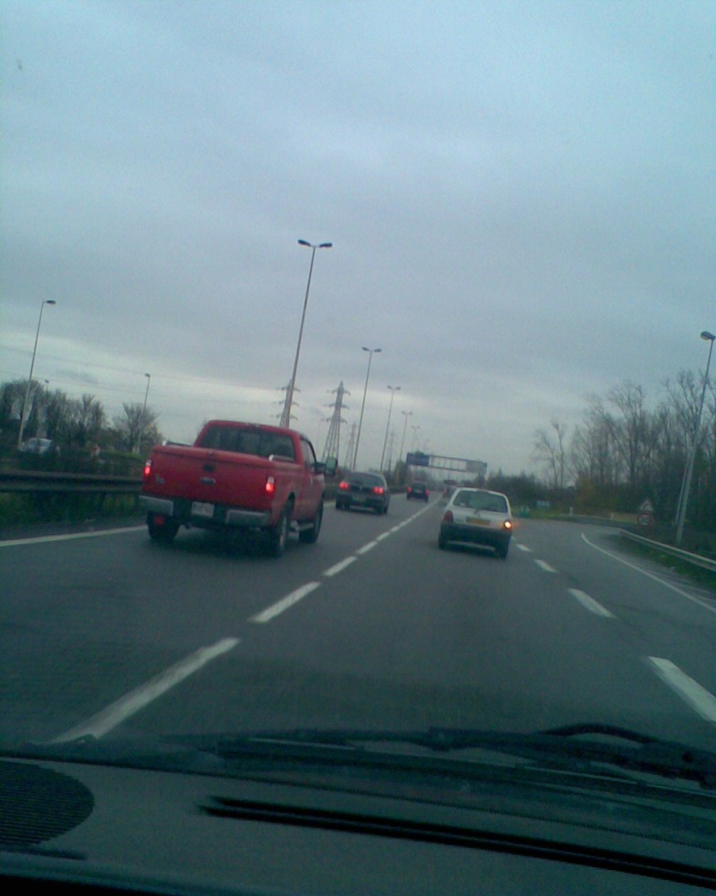 Croisement de véhicules US Photo057