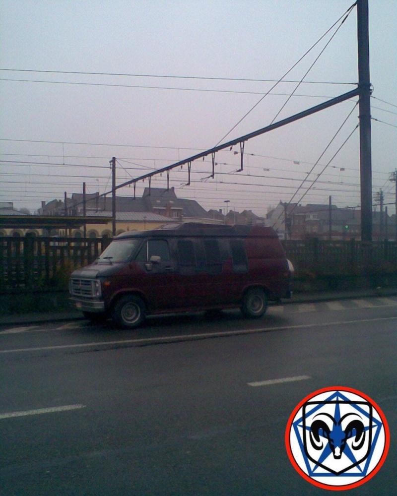 Croisement de véhicules US Photo079
