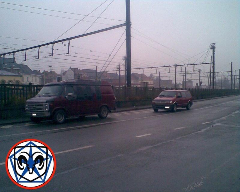 Croisement de véhicules US Photo080