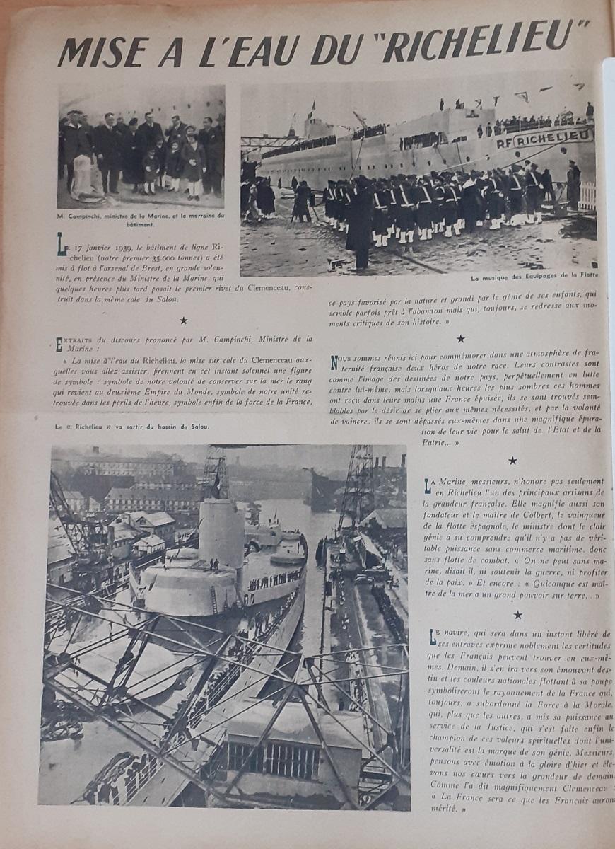 [Les bâtiments de ligne] RICHELIEU ET JEAN BART - TOME 2 - Page 7 20200922