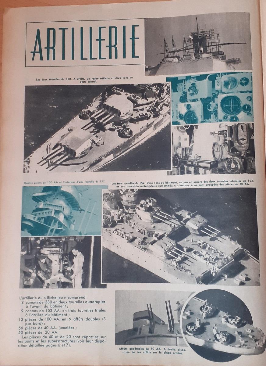 [Les bâtiments de ligne] RICHELIEU ET JEAN BART - TOME 2 - Page 7 20200923