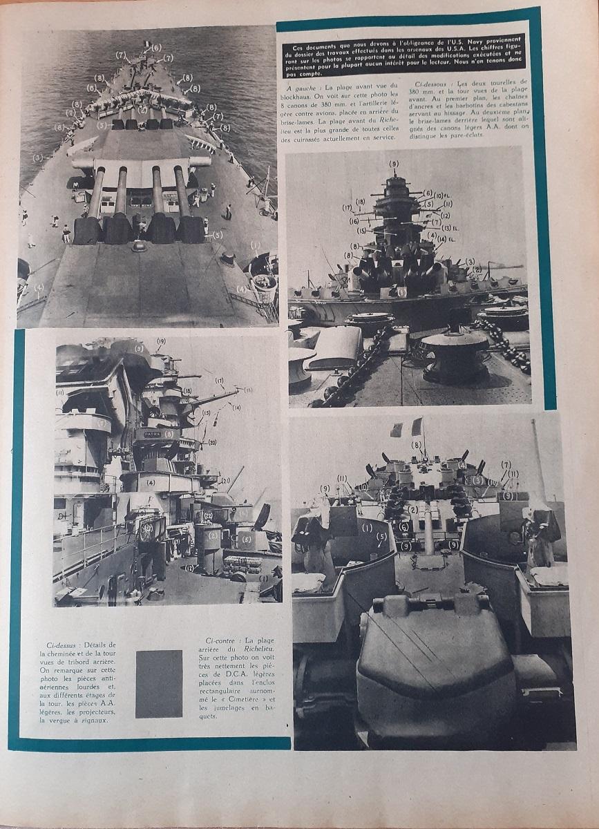 [Les bâtiments de ligne] RICHELIEU ET JEAN BART - TOME 2 - Page 7 20200924