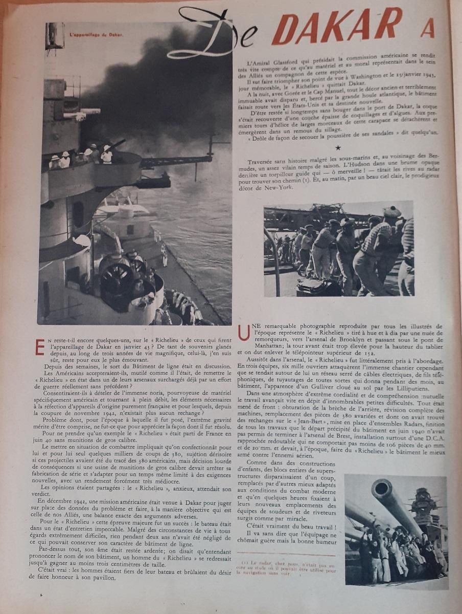 [Les bâtiments de ligne] RICHELIEU ET JEAN BART - TOME 2 - Page 7 20200925