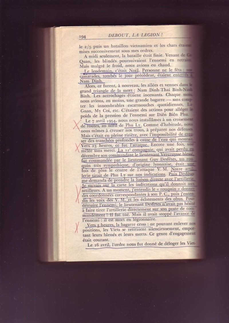 - Les mémoires du capitaine HORA, uniquement partie lgion. - Page 2 Image110