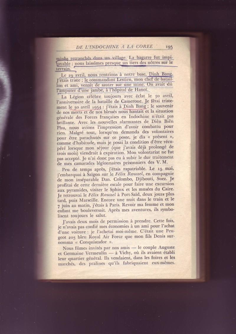 - Les mémoires du capitaine HORA, uniquement partie lgion. - Page 2 Image111