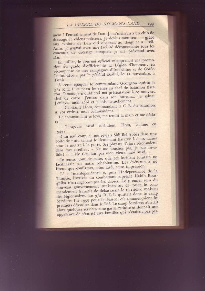 - Les mémoires du capitaine HORA, uniquement partie lgion. - Page 2 Image115