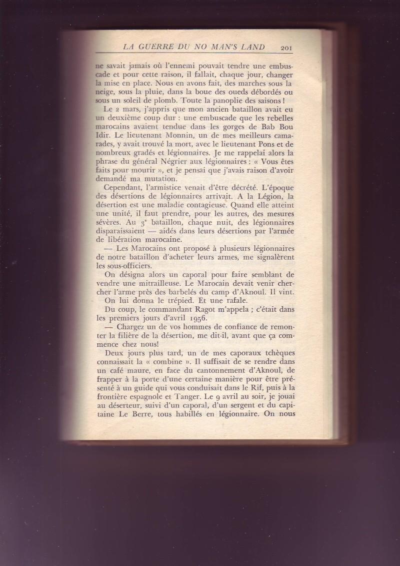 - Les mémoires du capitaine HORA, uniquement partie lgion. - Page 2 Image117