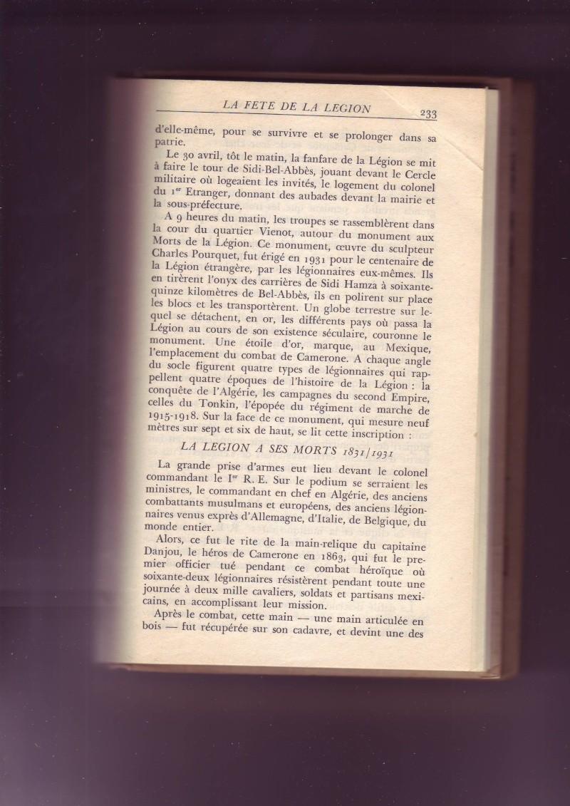 - Les mémoires du capitaine HORA, uniquement partie lgion. - Page 2 Image149