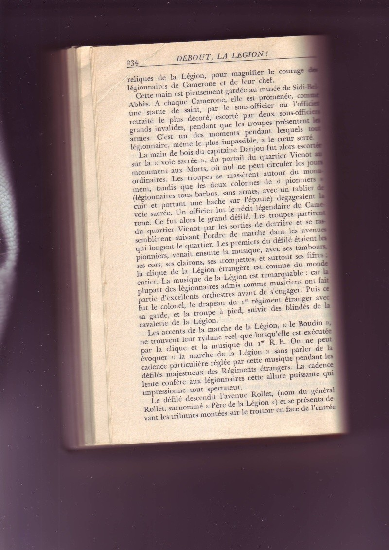 - Les mémoires du capitaine HORA, uniquement partie lgion. - Page 2 Image150