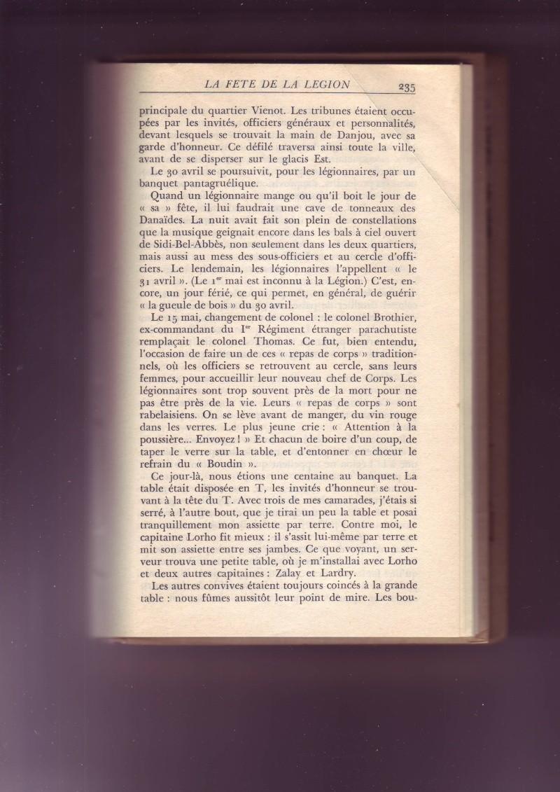 - Les mémoires du capitaine HORA, uniquement partie lgion. - Page 2 Image151