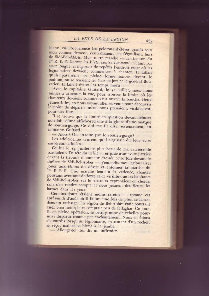 - Les mémoires du capitaine HORA, uniquement partie lgion. - Page 2 Image153