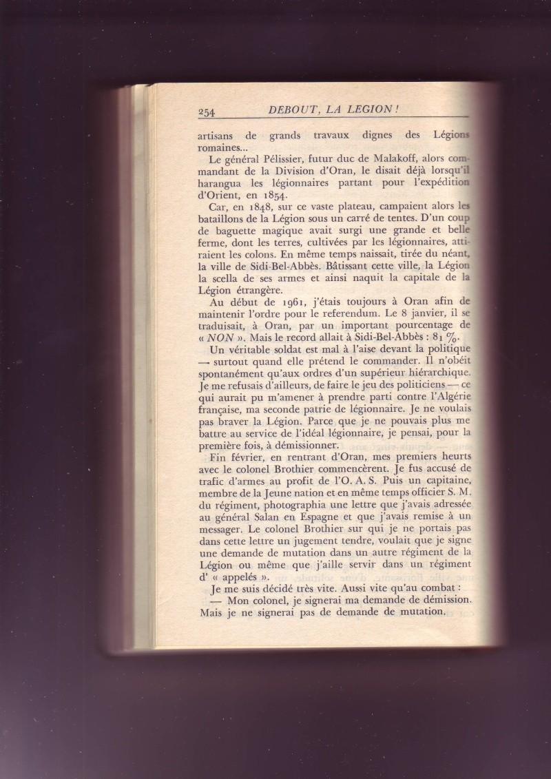 - Les mémoires du capitaine HORA, uniquement partie lgion. - Page 3 Image171