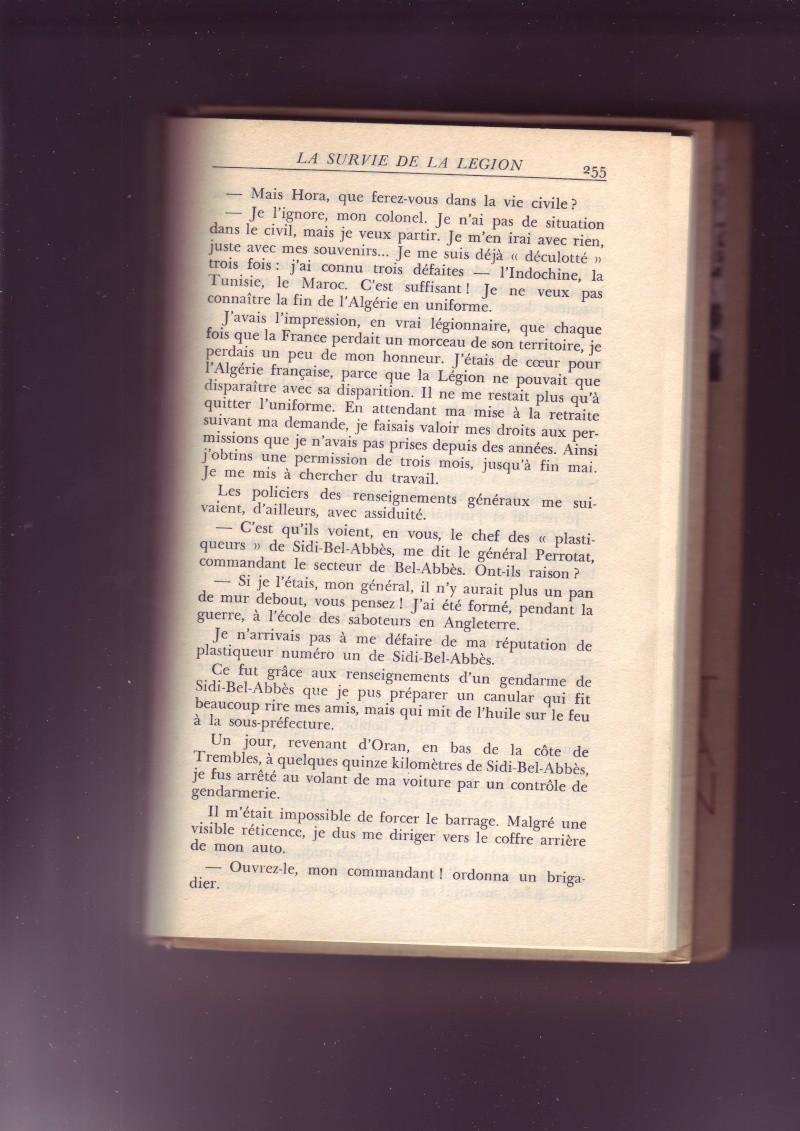 - Les mémoires du capitaine HORA, uniquement partie lgion. - Page 3 Image172