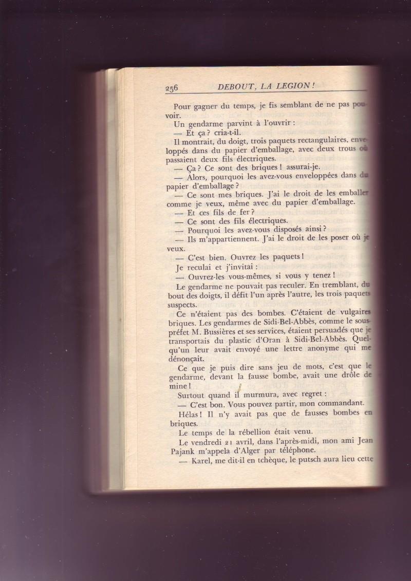 - Les mémoires du capitaine HORA, uniquement partie lgion. - Page 3 Image173