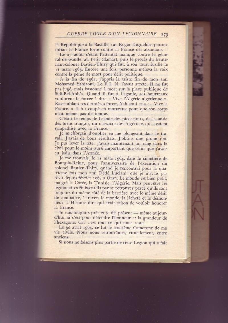 - Les mémoires du capitaine HORA, uniquement partie lgion. - Page 3 Image198
