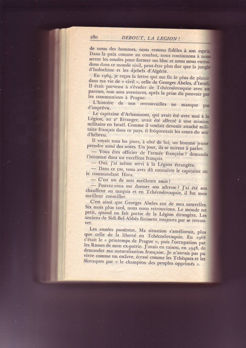 - Les mémoires du capitaine HORA, uniquement partie lgion. - Page 3 Image199