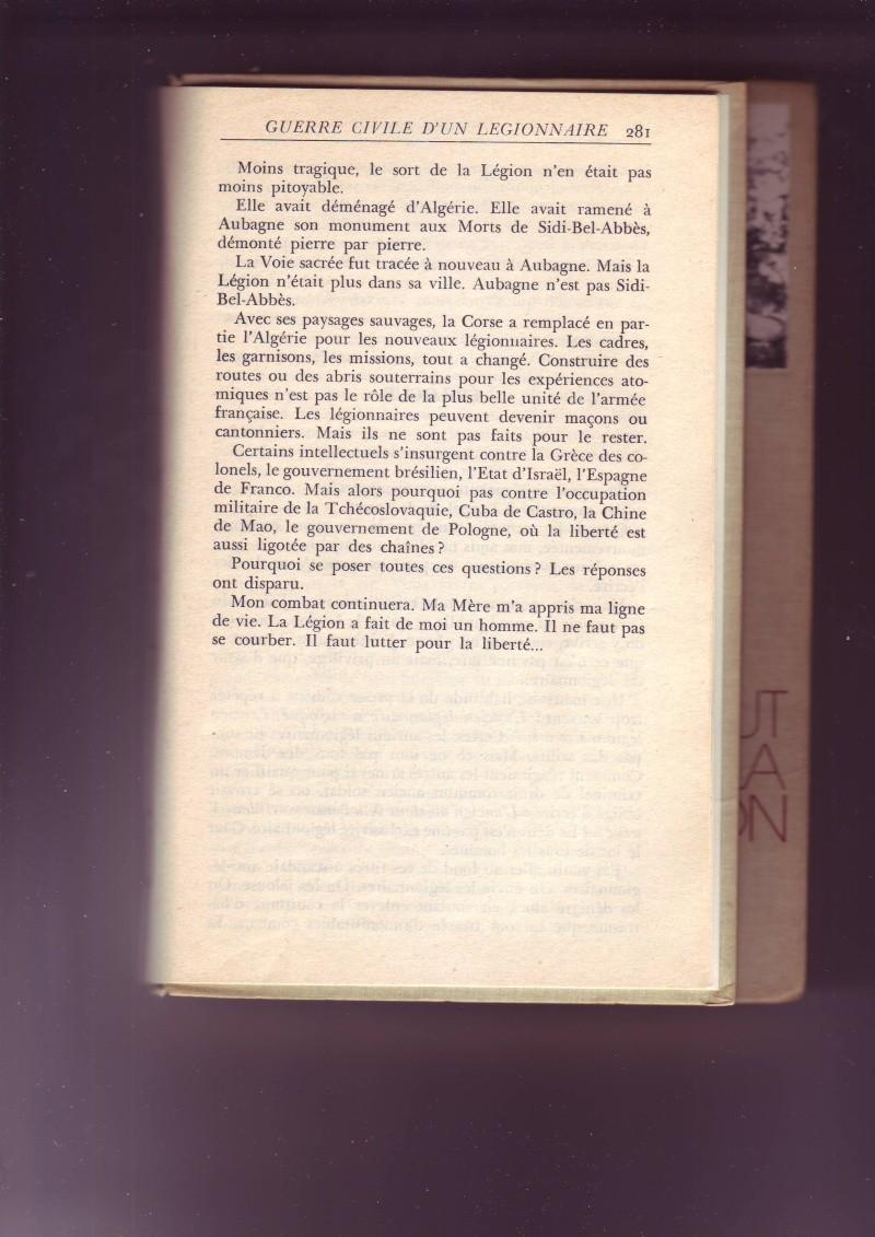 - Les mémoires du capitaine HORA, uniquement partie lgion. - Page 3 Image200