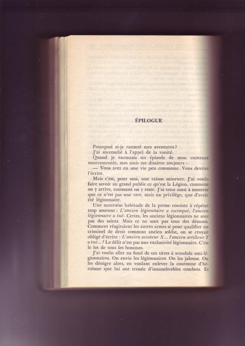 - Les mémoires du capitaine HORA, uniquement partie lgion. - Page 3 Image203