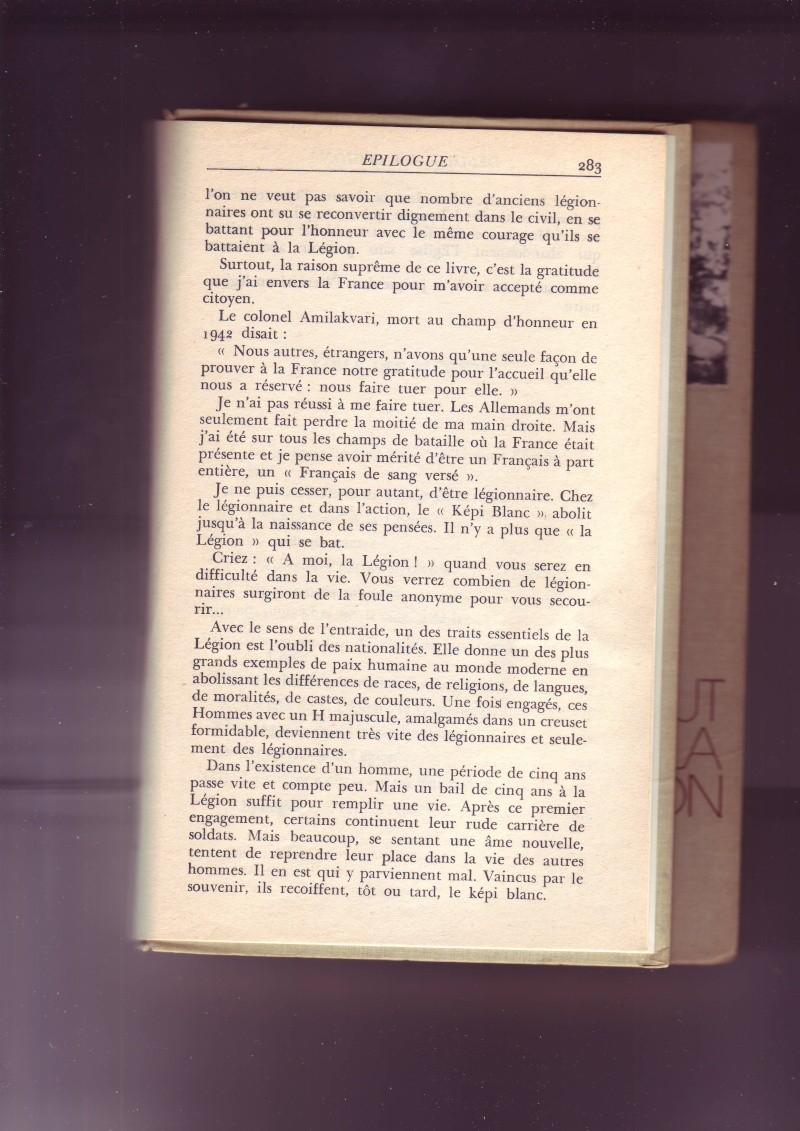- Les mémoires du capitaine HORA, uniquement partie lgion. - Page 3 Image204