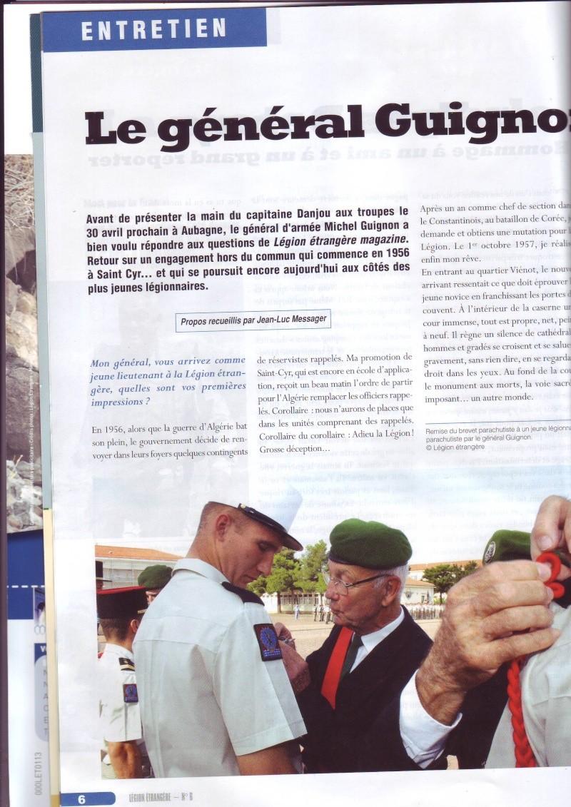 - Le Genéral GUIGNON à l'honneur. Image307