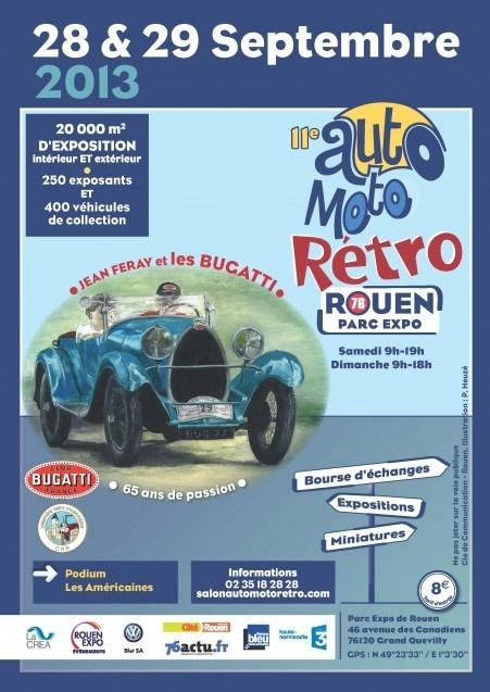 Salon Auto Moto retro de Rouen   Sans-t10