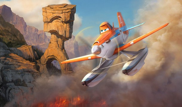 PLANES 2 FIRE AND RESCUE - Disneytoons - FR 23 Juillet 2014 Planef10