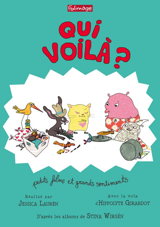 QUI VOILA ? - Folimage Distribution - 02 octobre 2013 Quivoi10
