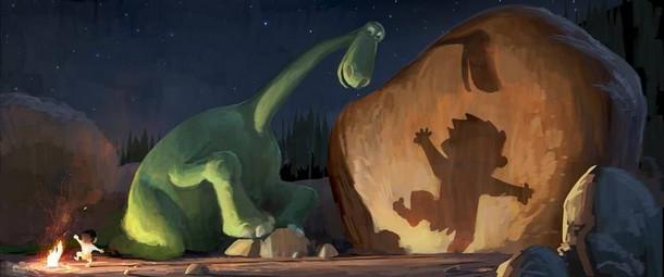THE GOOD DINOSAUR - Pixar - 25 novembre 2015 Thegod10