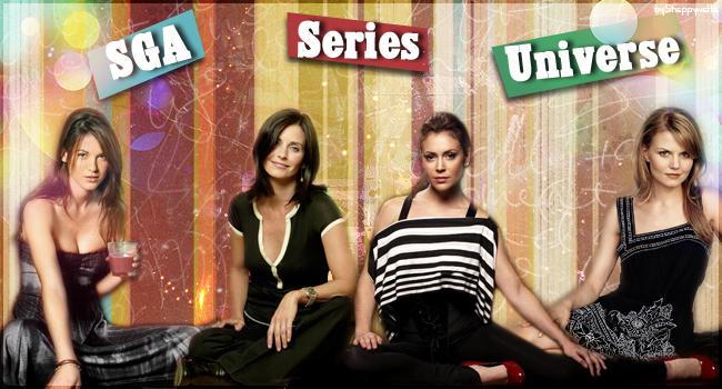 SGA Series Universe