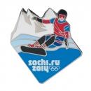 Pin's Sochi 2014 (Sotchi 2014) 15ed9b10