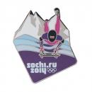 Pin's Sochi 2014 (Sotchi 2014) 7481fc10