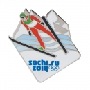 Pin's Sochi 2014 (Sotchi 2014) A327b410
