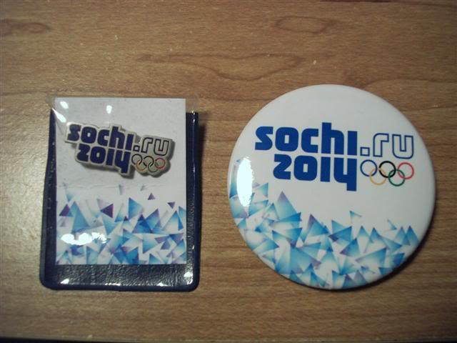 Pin's Sochi 2014 (Sotchi 2014) Sochi210