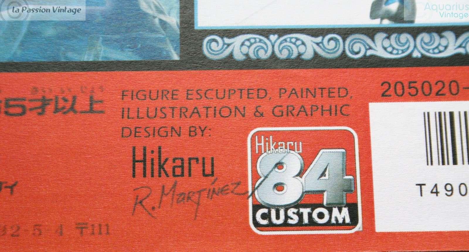 Crystal Saint Vintage Custom by Hikaru84 Crista18