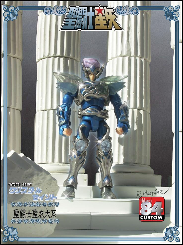 Babel Silver Saint Custom By Hikaru84 Crysta21