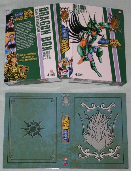 [Anime] DVD Collector Drag110
