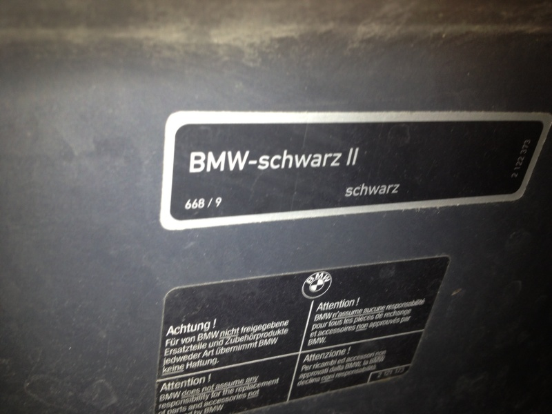 [BMW 530 d E39] Concordance des codes couleurs carrosserie  Plaque10