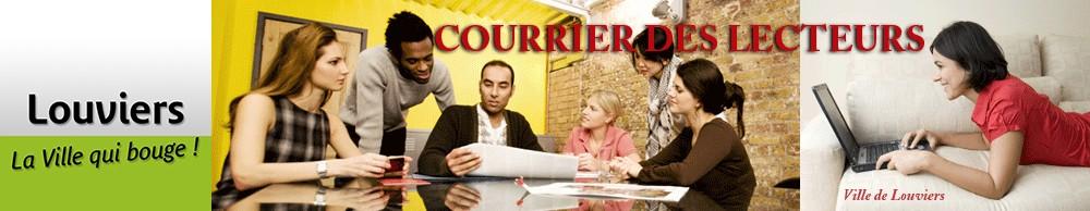 COURRIER DES LECTEURS