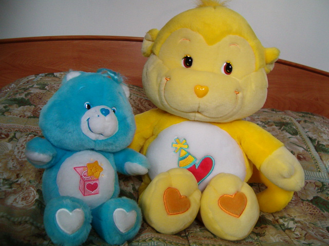 [BISOUNOURS] Mes Care Bears Hpim1410