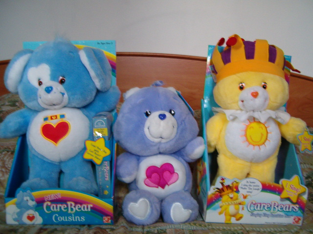 [BISOUNOURS] Mes Care Bears Hpim1411