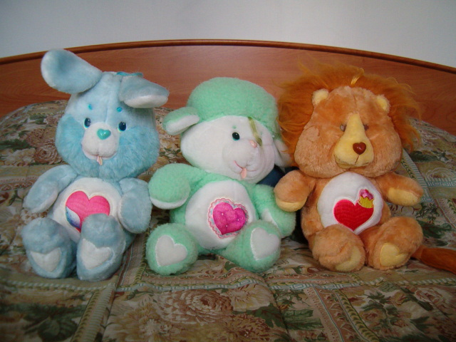 [BISOUNOURS] Mes Care Bears Hpim1412